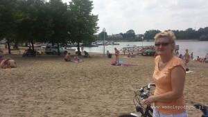 BoRa na plaży