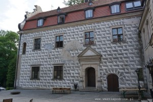 Elewacja zamku