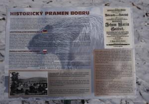 Historyczne źródło Bobru
