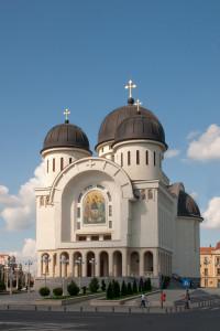 Orthodoxe Kathededrale, Arad, Rumänien