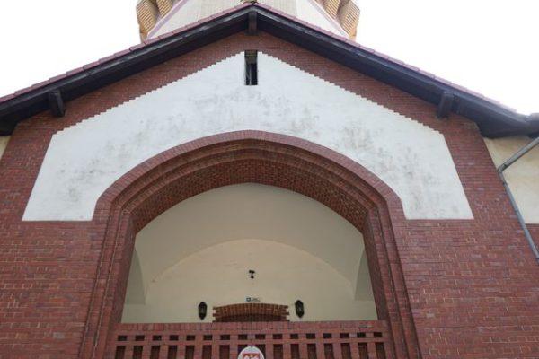 Latarnia Świnoujście wejście