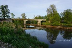 Most nad Gwdą i Notecią w Ujściu
