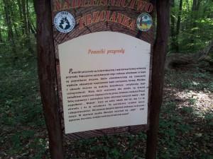 O pomnikach przyrody