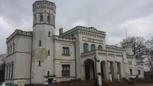 Pałac w Będlewie