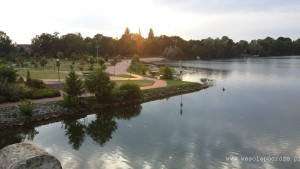 Park w Ślesinie