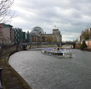 Reichstag znad Szprewy