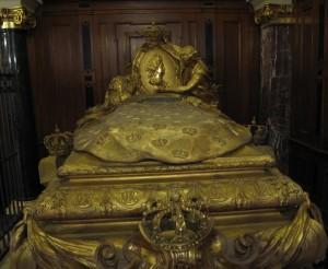 Sarkofag królowej Prus, Zofii Szarlotty