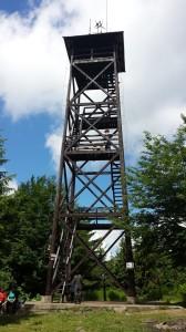 Wieża na Mogielicy