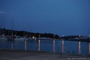Zatoczka wieczorem